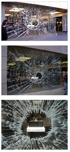Broken Window Shop Optical Illusion http://www.arcreactions.com/accents-web-design-project/