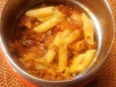 スープジャー☆茹でないミートソースペンネの画像 Soup In A Jar, Chili, Recipes, Foods, Food Food, Food Items, Chile, Recipies, Ripped Recipes