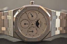The mid-'90s Audemars Piguet Royal Oak Perpetual Calendar hits the sweet spot between modern and vintage watches.
