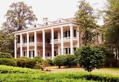 Pebble Hill Plantation - Thomasville, Georgia....