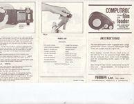 Computrol loader instructions.