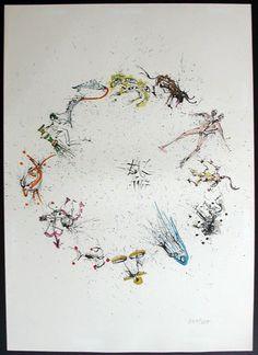 Dalí Zodiac