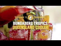 The Queensland Cooler | Rum Cocktails Recipes | Bundaberg Rum