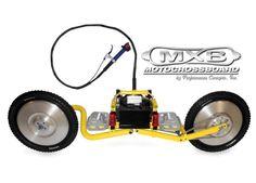 MXB Shocker motocrossboard – the off-road electric skateboard