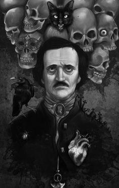 Edgar Allan Poe                                                                                                                                                                                 Más