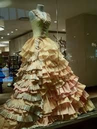 fashion window display anthropologie - Google Search