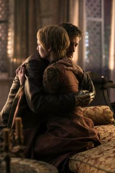 Game Of Thrones S6.~ Cersei and Jaime Lannister