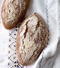Pane cento per cento segale - Tutte le ricette dalla A alla Z - Cucina Naturale - Ricette, Menu, Diete