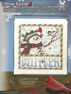 Gallery.ru / Фото #44 - Stoney Creek Cross Stitch Collection Magazine 2012-v24-04 - tymannost