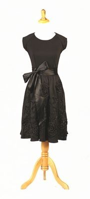 Shabby Apple is sponsoring this months giveaway at www.sewspoiled.blogspot.com! It is called the Boogie Woogie Dress!