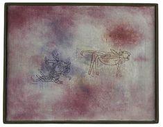 パウル・クレー『彼女は吠え、僕らは遊ぶ』1928年 パウル・クレー・センター(ベルン)蔵 ©Zentrum Paul Klee c/o DNPartcom
