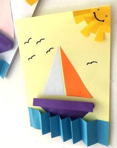 Поделки и игры для детей 2020 - kunsthandwerk für kinder kinder kinderspielzeug - für kinder 2020 Clay Crafts For Kids, Easy Arts And Crafts, Winter Crafts For Kids, Summer Crafts, Fall Crafts, Art For Kids, Children Crafts, Children Play, Children Games