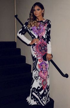 Vestido longo de festa: como escolher o look ideal (Fotos)