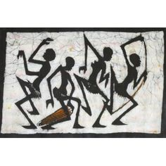African Wall Art - Cheap Canvas Art - Oil Paintings for Sale Art Oil, Cheap Canvas Art, African Wall Art, Tribal African, Traditional Paintings, Art Paintings For Sale, Art, Canvas Art, Canvas Art Painting