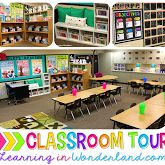 Learning In Wonderland: Classroom Tour Classroom Layout, Owl Theme Classroom, First Grade Classroom, Classroom Design, Kindergarten Classroom, Future Classroom, Classroom Organization, Classroom Management, Classroom Ideas