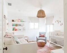 Dave and Odette Annable Open Up Their Daughter's Adorable, Cozy Nursery Baby Bedroom, Girls Bedroom, Bedroom Decor, Lego Bedroom, Childs Bedroom, Kid Bedrooms, Nursery Layout, Nursery Room, Nursery Guest Rooms