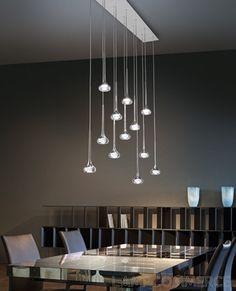 Axo Light #Fairy pendant lamp Design Manuel Vivian