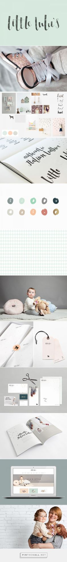 Little Lulu's | Graphic design agency | Tonik - created https://brandingbytonik.co.uk/