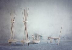 MORPHE mikado furniture