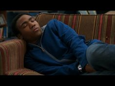 "Abed reads Troy to sleep. ""Abed? Can you get me a glass of water?"""