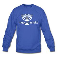 Order at PeachieSpeechie.com - The perfect way for an #SLP to celebrate Hanukkah! #SLP #Shirt #Speech #Therapy #apparel #Peachie #Speechie #SLPeeps