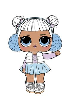 Lol Dolls, Cute Dolls, Lebkuchen, Doll Party, 6th Birthday Parties, Happy Birthday, Shopkins, Coloring Pages, Coloring Sheets
