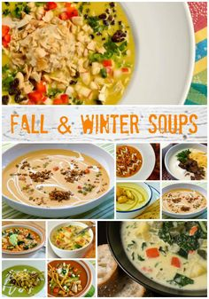 Fall & Winter Soups Archives | LunaCafe