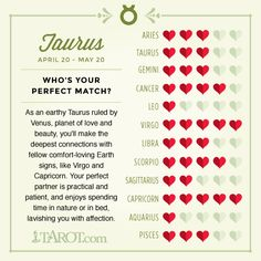 love compatibility for taurus woman