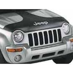08-10 Jeep Commander New Bodyside Chrome Door Moldings Set of 4 Mopar Oem