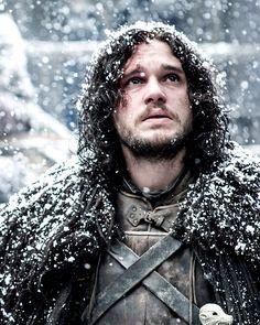 Kit Harington as Jon Snow - Game of thrones Season 5