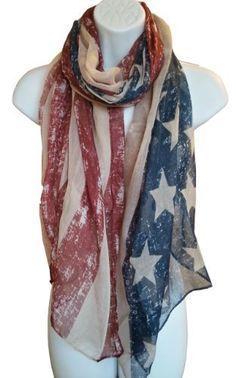 USA Flag Print Scarf Vintage Look New Fashion Scarves MyMusu Scarf, http://www.amazon.co.uk/dp/6030516116/ref=cm_sw_r_pi_dp_oulJrb0ZPFN7S