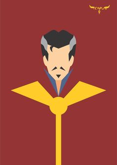 Doctor Strange by elchavoman