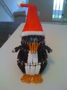 These are super easy to make using beads and safety pins.