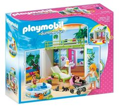 Buy Playmobil 6159 Summer Fun My Secret Playbox Beach Bungalow at Argos.co.uk, visit Argos.co.uk to shop online for Action figures and playsets, Toys