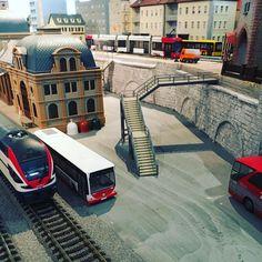 Alppijunarataa jälleen ihailemassa  #alppijunarata #pienoismalli #pienoisjunarata #miniature #train #miniaturetrain