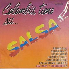 Salsita del Heladero.... Salsa Music, Albums, Orchestra, Salsa