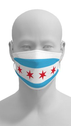 The Original Chicago Flag