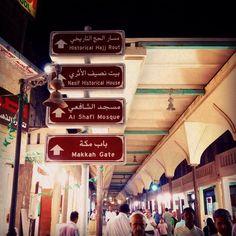 Mekkah.. Mekkah, Beautiful Mosques, Before I Die, Holy Land, Way Of Life, Historic Homes, Pilgrimage, Gate, Times Square