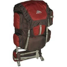 Kelty Trekker 65 External Frame Pack - Alright, Kelty...  I want external frame.  External frame is where it's at.  This is nice.  Except for the color.  Help me out and make this a little more feminine?  North Face and all the other cool kids are doing it.