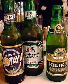 Armenia has the best beers.