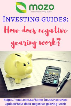 Investing guide: How does negative gearing work in Australia? Here is all the information you need to see if this property investing strategy is right for you. Read on at Mozo's investing hub: https://mozo.com.au/home-loans/resources/guides/how-does-negative-gearing-work