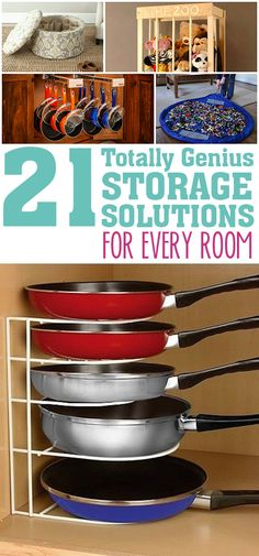 YES to all of this! http://www.momdeals.com/mom-hacks/21-storage-ideas-to-organize-your-entire-house