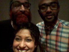 K.J. Singh, Benny Dayal, & Kavita Baliga