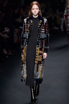 Valentino | PATCHWORK | The Top 12 Trends of Fall 2015: The Ultimate Fashion Week Cheat Sheet