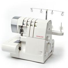 Cómo regular el largo y el ancho de la costura en un remalladora/overlock…