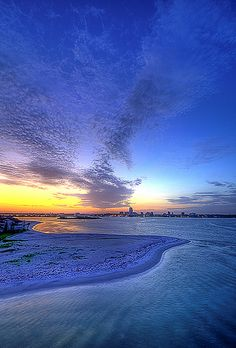 Sunrise - Clearwater, Florida