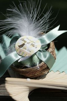 Nest Baby Shower Favors - Nest Baby Shower Favors  Repinly Holidays & Events Popular Pins