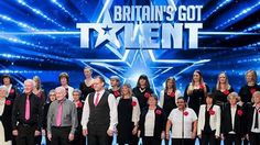 The 13-year-old rang his mum after seeing his photo on Britain's Got Talent, the charity says.