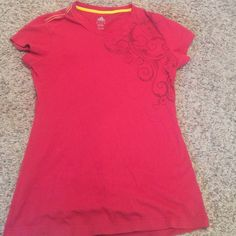 Sz Large REAL SALT LAKE soccer shirt Super cute REAL SALT LAKE soccer shirt. Show your team pride by wearing this great shirt from adidas. Sz large. Washed in cold and line dried. Excellent condition. Adidas Tops