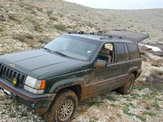 My 1995 Orvis: I own an ORVIS Jeep. It's the best suv car!  With a V8 5.2L engine and a light body this car is a monster.  I just use this Jeep for off road only.  I